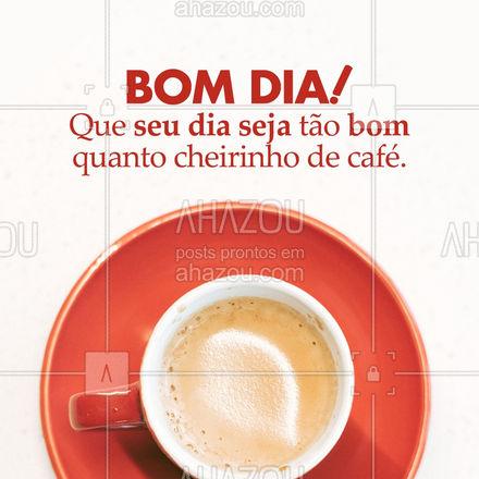 Fé, foco, força e muito café! Bom dia! #ahazoutaste #cafeteria  #café  #coffee  #barista  #coffeelife #frases #motivacional #bomdia #cafédodia