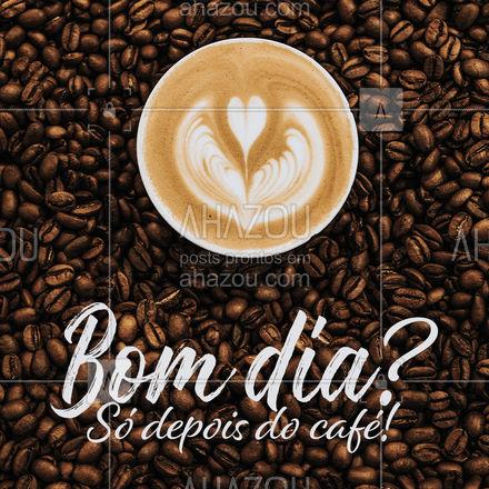Venha tornar seu dia muito mais gostoso! Já estamos de portas abertas esperando por você ?☕ #café #bomdia #coffee #barista #ahazoutaste #cafedamanha #padaria