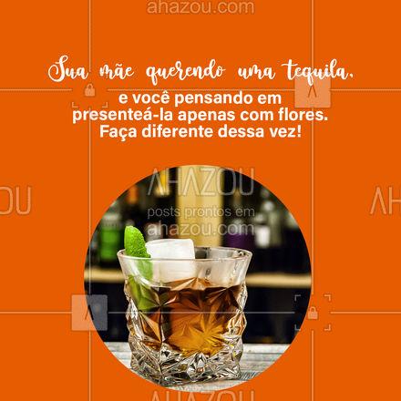 Para um Dia das mães mais feliz, você precisa dá de presente nossos drinks! #ahazoutaste #bar #cocktails #chopp #diadasmães #felizdiadasmães