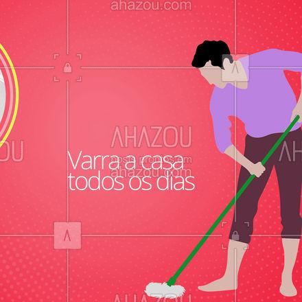 Manter a casa limpa é essencial e para te ajudar siga essas dicas muito importantes para deixar sua casa sempre em ordem! Agora precisando de faxineira é só entrar em contato pelo telefone:  ? (_______________) ??? #CasaLimpa #Faxina #Carrossel #AhazouServiços #Limpeza