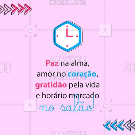 Tudo que você precisa para te fazer feliz hoje! ??  #Beleza #Estetica #AhazouBeauty #FrasesdeBeleza