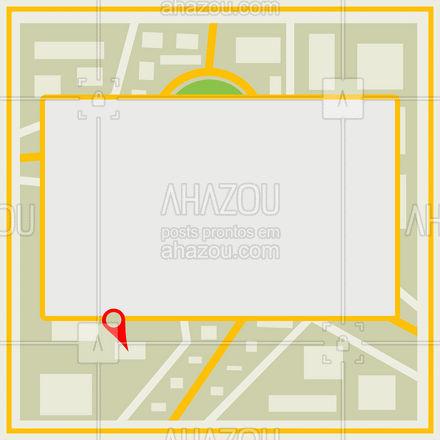 Este é o novo endereço do meu estúdio! Estou te esperando! Agende seu horário pelo número (xx) xxxx-xxxx #AhazouBeauty  #beauty #beleza