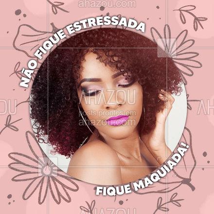 Vai precisar de uma maquiagem profissional para te deixar ainda mais linda? Entre em contato e marque o seu horário! #maquiagem #maquiador #skin #maquiadora #make #beleza #pele #rosto #AhazouBeauty