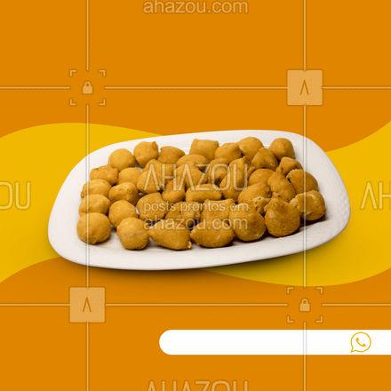 Entre em contato com a gente e peça seu delicioso salgado! ?#salgados #ahazoutaste #delivery  #foodlovers