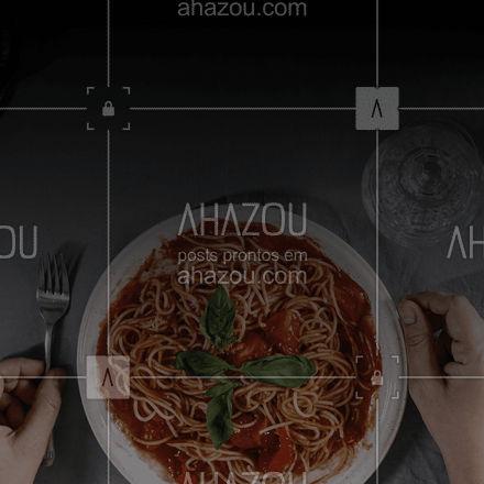 Chama no contatinho, bebê! Não passa vontade, vem de delivery! #ahazoutaste #restauranteitaliano #comidaitaliana #massas #italianfood #italy #cozinhaitaliana #pedido #online #delivery #entrega