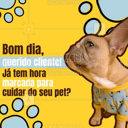 Seu pet merece o melhor tratamento e aqui nós podemos oferecer!#AhazouPet  #vetpet #clinicaveterinaria #veterinario #petshop #medicinaveterinaria