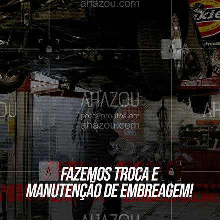Não deixe os cuidados com o seu caminhão de lado! Venha fazer a manutenção da embreagem do seu veículo! Entre em contato ? (inserir número)! #automotivo #mecanica #mecanicoautomotivo #AhazouAuto #caminhao #mecanicadecaminhoes #reparos #revisão