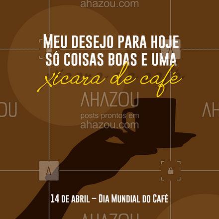 Que tal deixar esse dia ainda melhor? Venha tomar uma xícara de café com a gente e aproveite para provar nosso delicioso bolo de café! #padaria #panificadora #bakery #confeitaria #ahazoutaste #bolo #doces #confeitariaartesanal #docinhos #foodlovers#cafe #diamundialdocafe #sobremesadecafe #cafequentinho #coffelovers #coffe #ahazoutaste