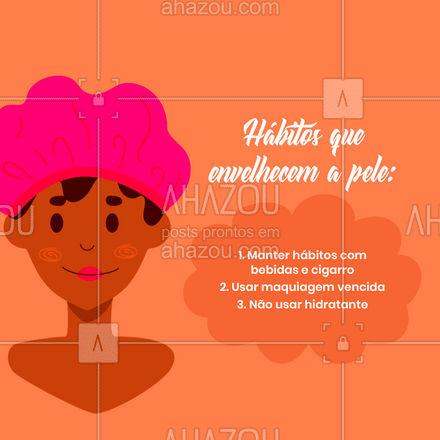 Cuidar da sua saúde também é cuidar para ter aquela pele maravilhosa! #AhazouBeauty #bemestar #esteticafacial #limpezadepele #mua #makeup #makeoftheday #saúde