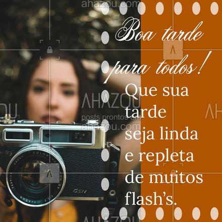 Desejamos uma boa tarde para vocês, que seja uma tarde agradável repleta de poses arrasadoras.  #ahazoufotografia  #photography #fotografia #foto #fotografiaprofissional #photo
