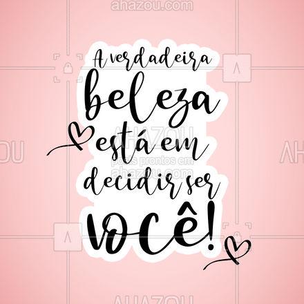 Desafio do dia: decida ser você e cuide muito bem dessa versão! ? #amorproprio #revenda #consultora #AhazouRevenda #consultoradebeleza #revendedoras #AhazouRevenda