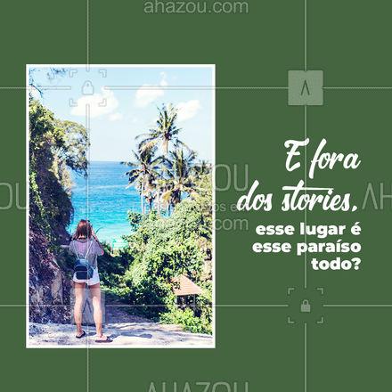 Como de fato está aí? 😂🤔 #AhazouTravel #viagens  #agentedeviagens  #viageminternacional  #viagempelobrasil  #viajar
