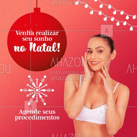 Você merece esse mimo e nós podemos te ajudar! ?  #PresentedeNatal #SePresenteie #AhazouBeauty  #beauty #estetica #beleza