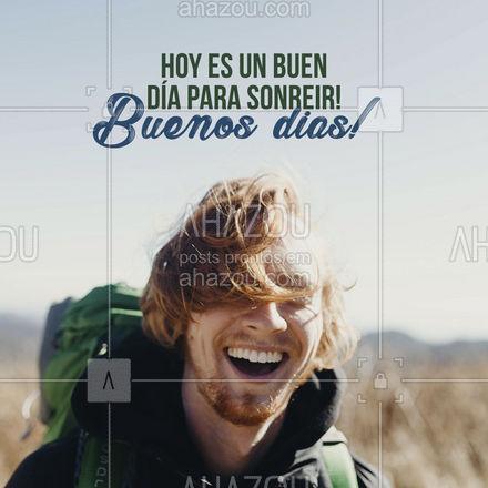 Que hoje seu dia seja muy hermoso! 🥰 #buenosdias #espanhol #idiomas #AhazouEdu  #aulasdeespanhol #aulaparticular