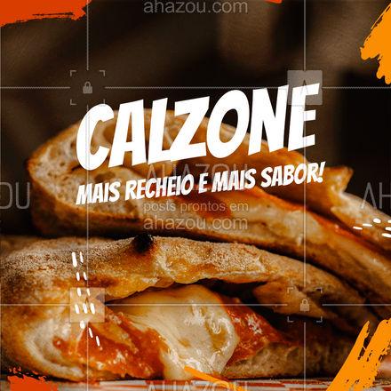 O queridinho do nosso cardápio, experimente nosso calzone! #pasta #restauranteitaliano #massas #comidaitaliana #italianfood #cozinhaitaliana #italy #ahazoutaste