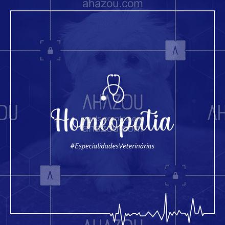 A homeopatia utiliza ativos naturais como alternativa em tratamentos de todas as doenças. Assim como a acupuntura, é um tratamento auxiliar e deve ser recomendado por um especialista. Seu pet merece o melhor! #AhazouPet #medicinaveterinaria #medvet #vetpet #veterinarian #veterinary #clinicaveterinaria #petvet #veterinario #vet #veterinaria #AhazouPet #AhazouPet #AhazouPet #AhazouPet