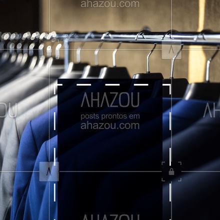 Aproveite a promoção desta semana e traga já o seu terno! #AhazouServiços #lavagem #terno  #lavanderia  #roupalavada  #roupalimpa