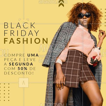 É promoção de Black Friday que você quer? ??Anota aí na agenda, ativa o lembrete no celular, que essa black friday você não pode perder!!! #AhazouFashion #blackfriday  #fashion #moda  #modafeminina