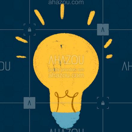 Hoje é o dia de relaxar e recarregar as energias, mas amanhã estarei de volta!#educação #AhazouEdu #comunicado