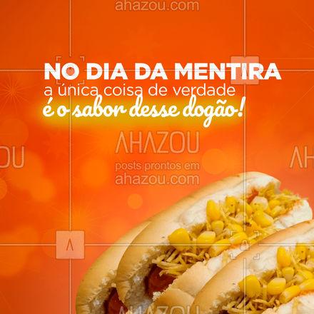 Você não vai acreditar no sabor desse dogão. Entre em contato e peça o seu pelo delivery! #hotdog #hotdoglovers #hotdoggourmet #ahazoutaste #cachorroquente #food #promoção #desconto #diadamentira