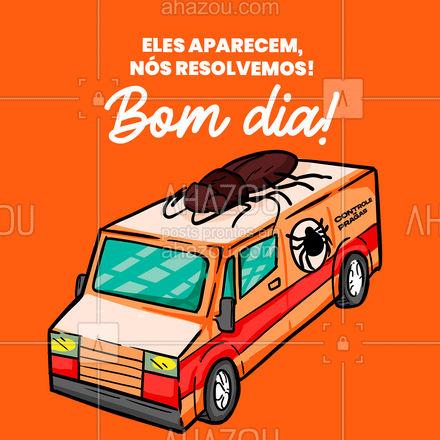 Nos ajude a resolver seus problemas, contrate nossos serviços! #AhazouServiços #dedetizador #dedetizar #insetos #bomdia #dedetização #desinfecçãodeambientes #cupins #mosquito #dengue #moscas #ratos #formigas