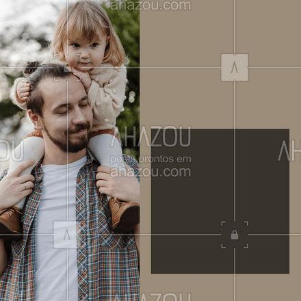 Agende um horário para o seu pai e garanta esse momento de autocuidado para ele! 😍  #diadospais #sobrancelha #AhazouBeauty  #designerdesobrancelha #beleza