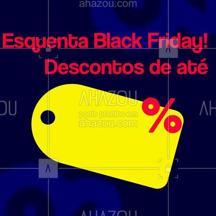 Descontos incríveis, preparamos para o esquenta Black Friday! ? #ahazou #desconto #promoção #blackfriday #esquenta #ahazou