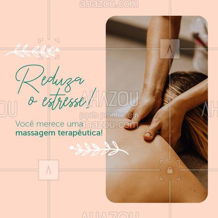Faça um agendamento e tenha um momento só seu!??♂   #AhazouSaude  #massoterapia #massagem #relax #massoterapeuta #massagemterapeutica