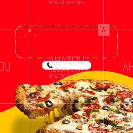 Pequeno no preço e grande no sabor! Faça seu pedido! ? (preencher) #ahazoutaste  #pizzaria #pizza #pizzalife #pizzalovers #promoção #desconto #pedido #online #promo