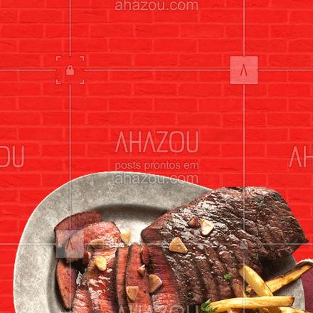 Temos diversos cortes de carne esperando por você! ?  #cortedecarne #churrasco #bbq #ahazoutaste  #churrascoterapia #barbecue #açougue