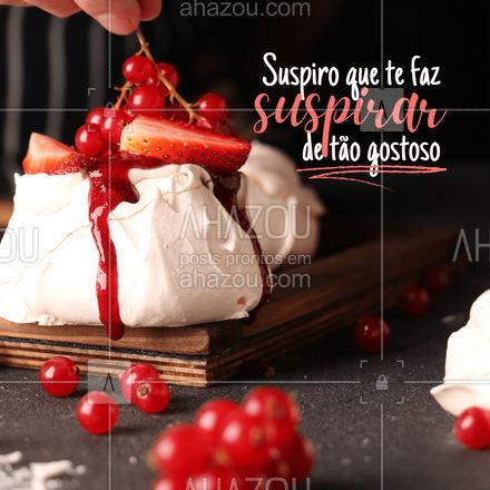 Poucas coisas na vida vão te fazer suspirar que nem esse sabor. ? #ahazoutaste #suspiro #artesanal