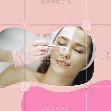Tire um tempo para cuidar de si, faça uma limpeza de pele. Agende seu horário agora mesmo! ? #AhazouBeauty #bemestar #esteticafacial #limpezadepele #saúde #beleza