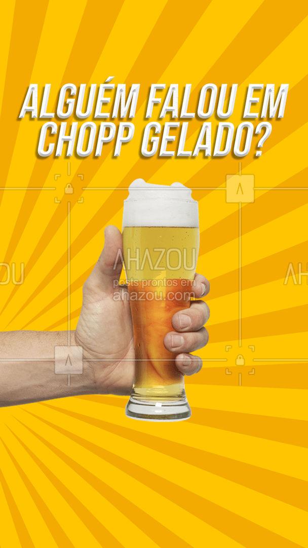 Se tem chopp gelado eu estou dentro. Agora se tiver chopp gelado com colarinho branco, eu to mais que dentro. ?? #ahazoutaste #bar #mixology #pub #cocktails #lounge #drinks #ahazoutaste