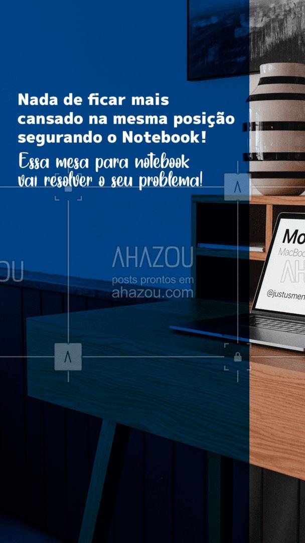 Facilidade e praticidade! Com uma dessas, você só vai ter conforto!   #AhazouTec   #computador #assistentetecnico #computadores #eletrônicos #celulares