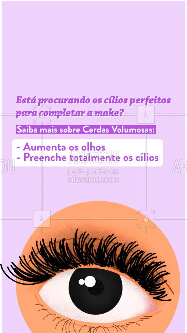 Perfeito para eventos e fotografias, esses cílios dão um aspecto lindo para qualquer maquiagem. #AhazouBeauty #maquiadora #cílios #lashes #makeup #muabrazil