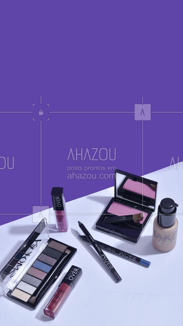 Não espere o seu produto favorito chegar ao fim, faça seu pedido agora! 🛒 #AhazouRevenda #prontaentrega #revendadeprodutos #catalogo #revendedoras #consultoradebeleza #marcas
