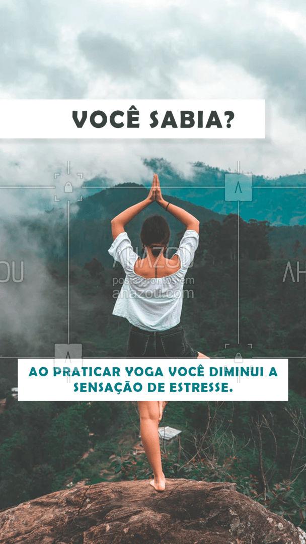 Ao praticarmos Yoga sempre prezamos por uma respiração profunda, o que melhora nossa concentração. Isso nos ajuda a relaxar e diminuir a tensão. Pratique e desfrute desse e de outros benefícios!  #AhazouSaude  #yogalife  #meditation  #yoga  #namaste  #yogainspiration