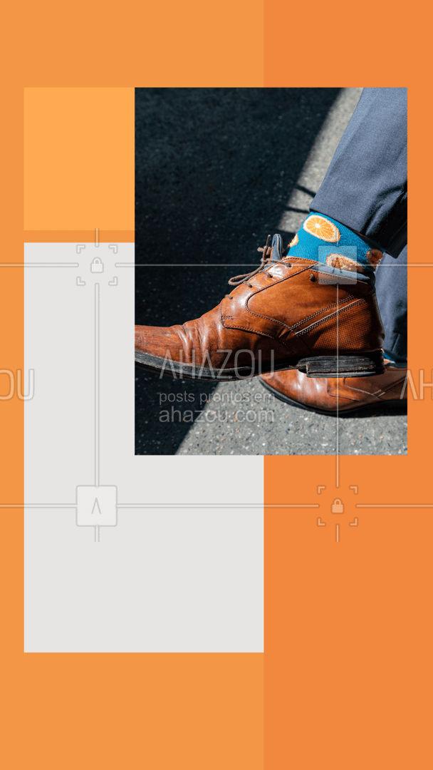 Mantenha sempre seus pés aquecidos e confortáveis com as nossas promoções. 🧦 #AhazouFashion #modaparahomens #fashion #modamasculina #style #menswear #meias #promocao