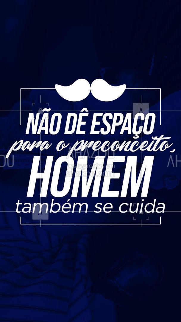 Não somente pela estética, se cuide pela sua autoestima.😉  #AhazouBeauty #barberLife  #barbeiro  #barberShop  #barbearia  #barba  #barber #motivacional #frase #homemquesecuida
