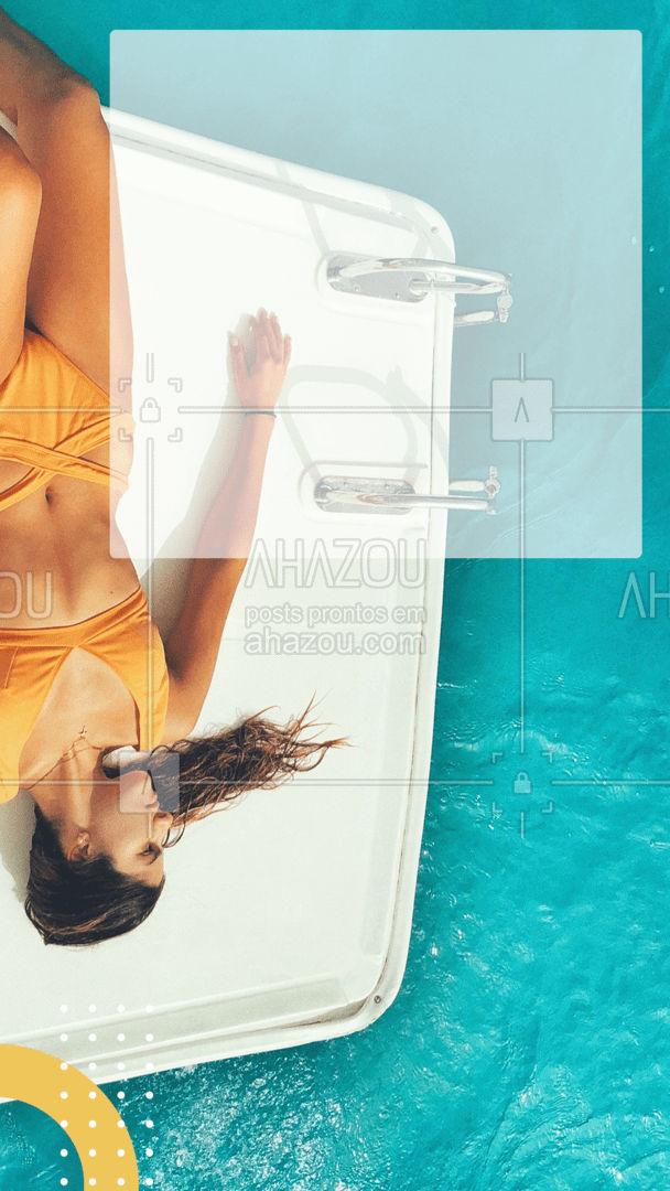 Você não vai perder mesmo a oportunidade de chegar linda na praia com nosso look, né? #AhazouFashion  #verao #fashion #tendencia #moda #modapraia #summer #praia #beach