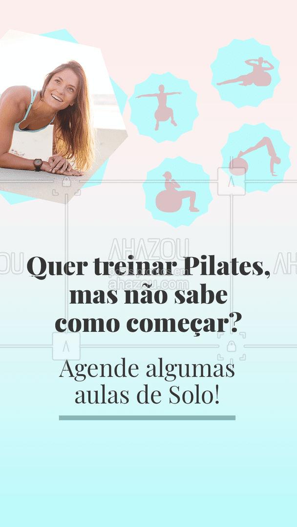Assim, você pode conhecer todos os benefícios da prática de Pilates e descobrir quais exercícios combinam mais com seu gosto! Além disso, você segue seu ritmo e tem mais flexibilidade de horários.  #AhazouSaude  #pilatesbody #pilates #fitness #workout #pilateslovers