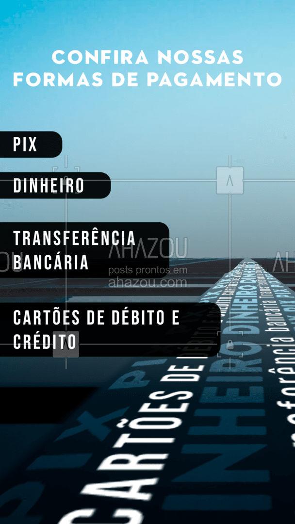 Aqui você escolhe a melhor forma de paga! #vidracaria #AhazouVidraçaria #vidraçaria #formasdepagamento #vidraçeiro