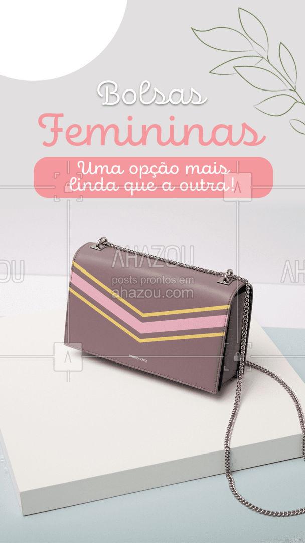 É verdade esse bilhete! Venha conferir nossas bolsas e se apaixone pela nossa coleção! #AhazouFashion  #tendencia #estilo #acessorios #promoção #bolsas #fashion