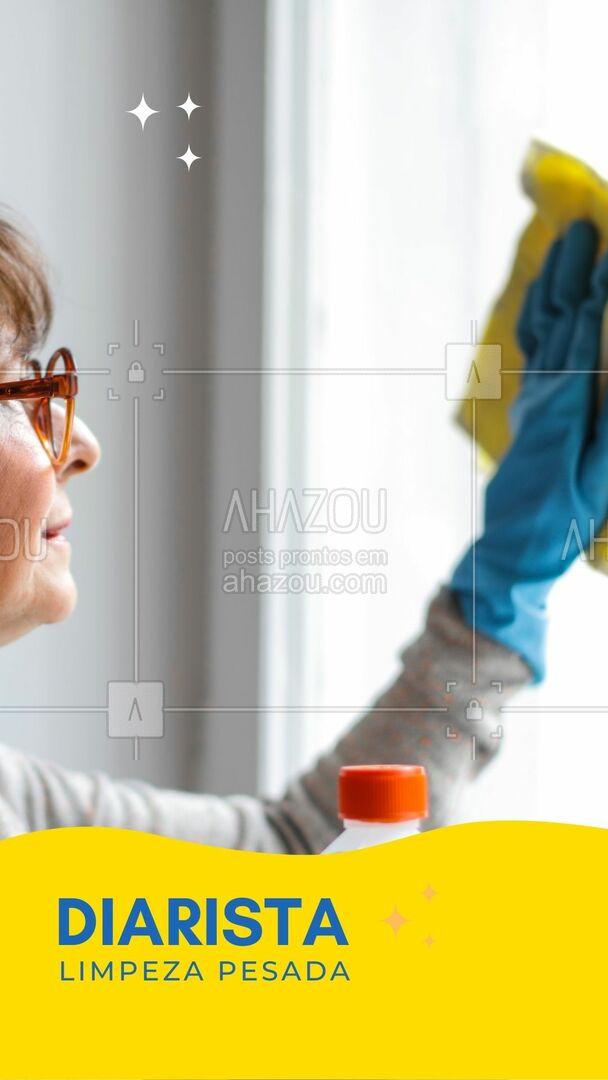 Precisando de uma faxina pesada por aí? Entre em contato, vamos agendar uma data! Sua casa vai ficar limpinha. #AhazouServiços #faxinaresidencial  #faxina #limpeza #faxineira