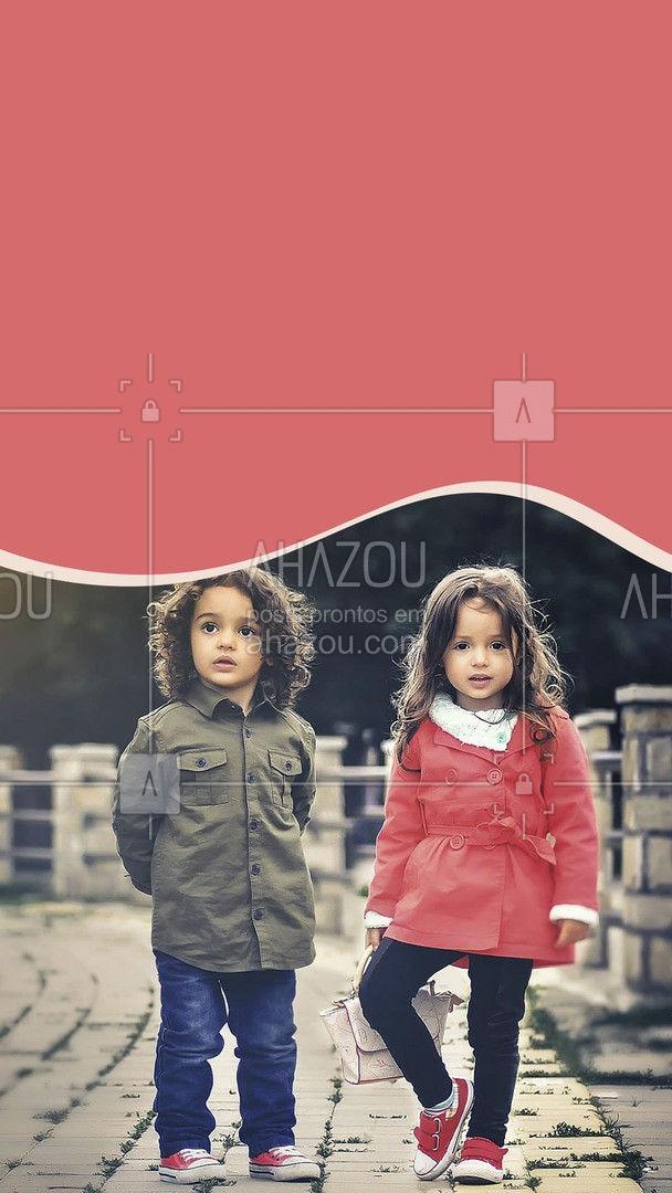 Venha aproveitar nossas promoções e deixar o seu pequeno ainda mais lindo e estiloso. 🧒👧 #AhazouFashion #instakids #moda #kidsfashion #modainfantil #fashion