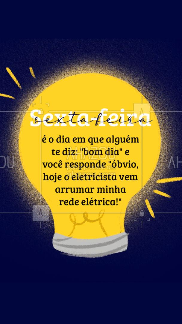 Sabe o que falta para isso acontecer? Você agendar seus reparos comigo! ? #eletrica #eletricista #AhazouServiços #eletricidade #serviços #AhazouServiços