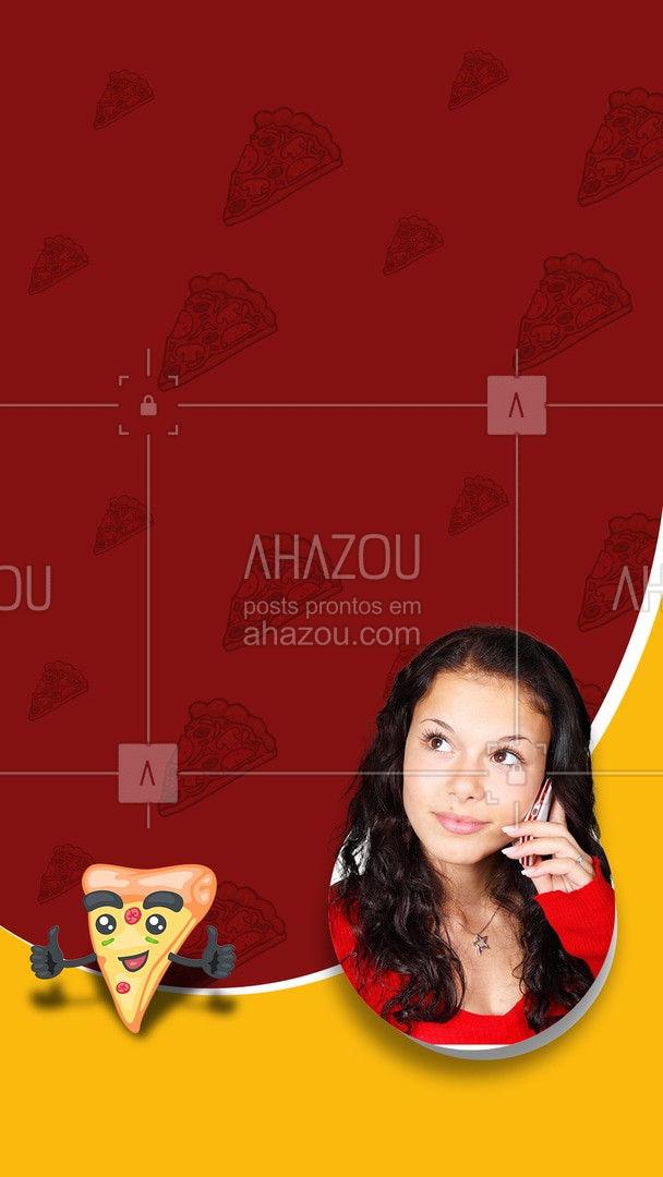 Tava esperando aquele presente maravilhoso no seu dia? Então que tal pedir uma das nossas pizzas, e o frete ficar por nossa conta? Já pede logo a sua! ?? #ahazoutaste #pizzaria #pizza #pizzalife #pizza #desconto #promocao #food #lanche #diaDasMulheres #mulheres #ahazoutaste #ahazoutaste