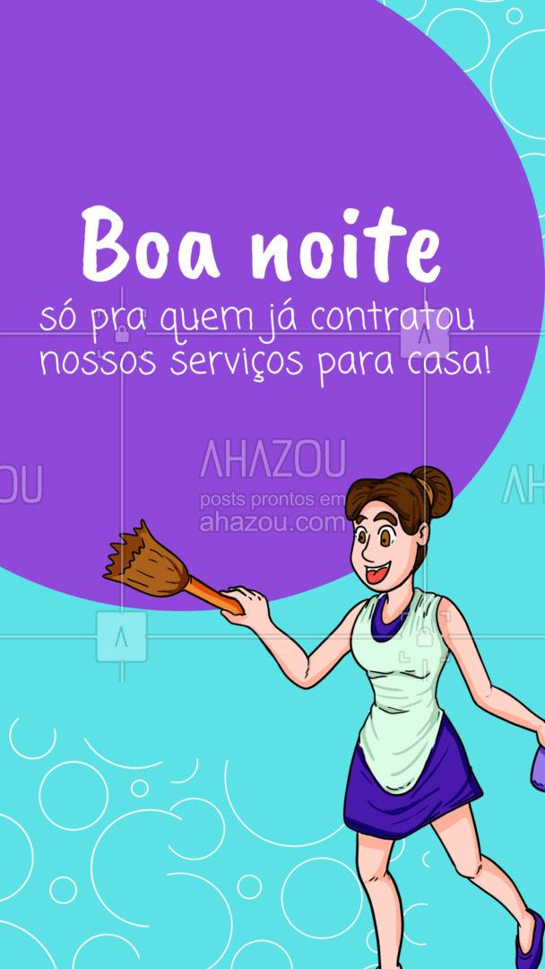 Dormir é bem melhor com a casa limpa e organizada! Entre em contato para contratar você também 😊 #AhazouServiços #casa #boanoite #limpeza #organizaçao #servicos  #servicosparacasa
