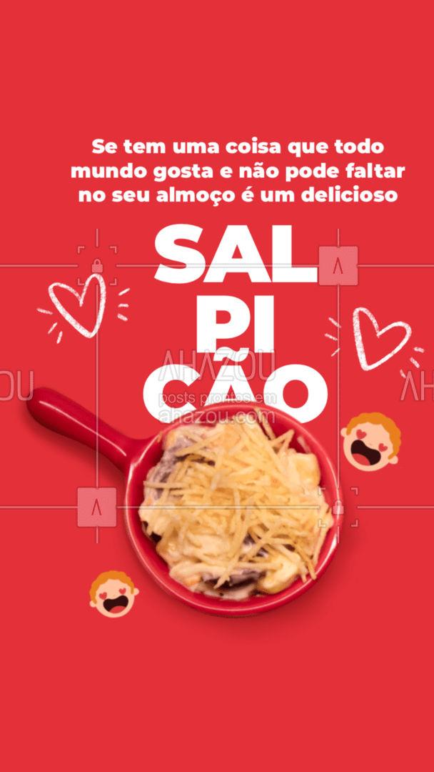 Agrade a todos com um delicioso salpicão! Entre em contato e encomende já o eu! #gastronomy #foodie #gastronomia #foodlover #culinaria #instafood #salpicão #salpicaodefrango #ahazoutaste