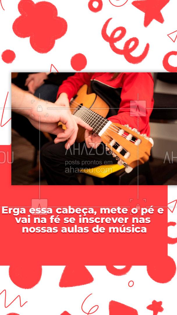 As matrículas estão abertas, não perca tempo! ? #AhazouEdu #aprendamúsica #aulademusica #música #engraçado #AhazouEdu